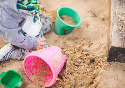 Team Logue | Burlington & Oakville real estate kids beach