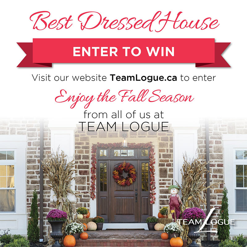 Team Logue | Burlington & Oakville real estate best dressed 2017
