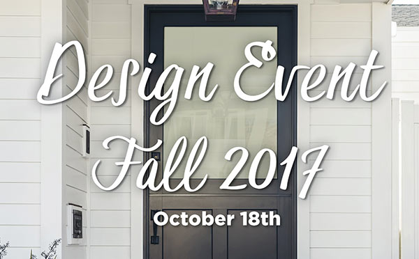 Team Logue | Burlington & Oakville real estate design event fall 2017