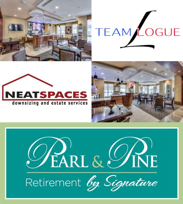 Team Logue | Burlington & Oakville real estate downsizing done right event