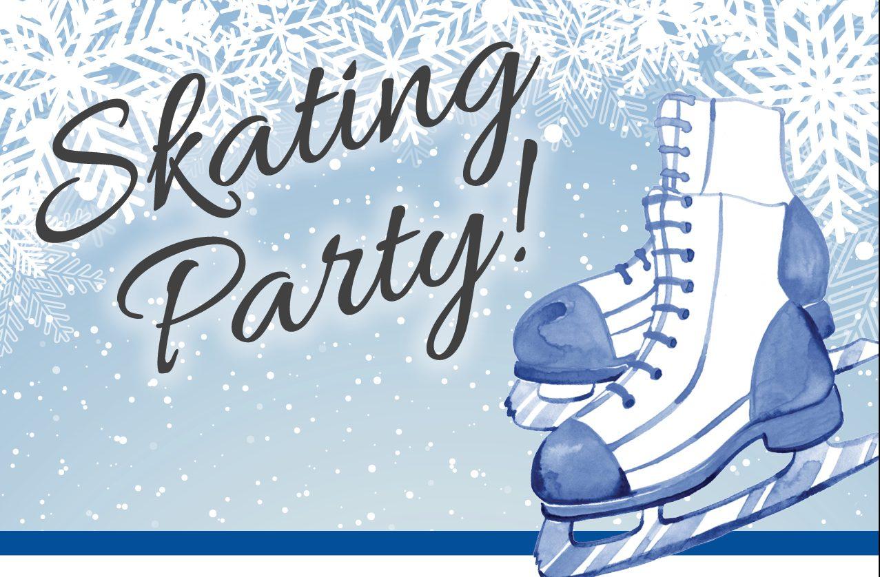 Team Logue | Burlington & Oakville real estate events Skating Party