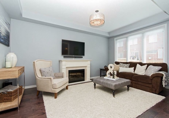 Team Logue Real Estate | Homes for sale Burlington | Family Room 4 AFTER