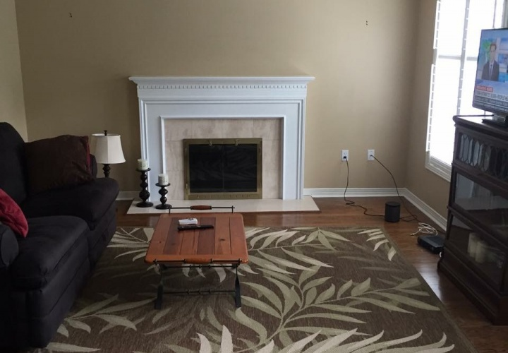 Team Logue Real Estate | Homes for sale Burlington | Family Room 6 BEFORE