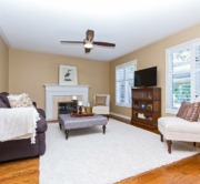 Team Logue Real Estate | Homes For Sale Burlington | Family Room 7 After