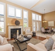 Team Logue Real Estate | Homes For Sale Burlington | Family Room 8 After