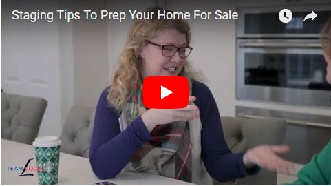 staging tips to prep your home for sale