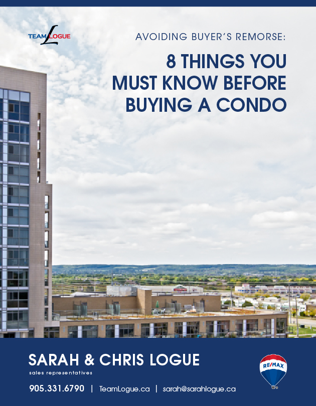 Burlington Condo Buyers Guide: 8 Thing You Must Know | Team Logue Real Estate
